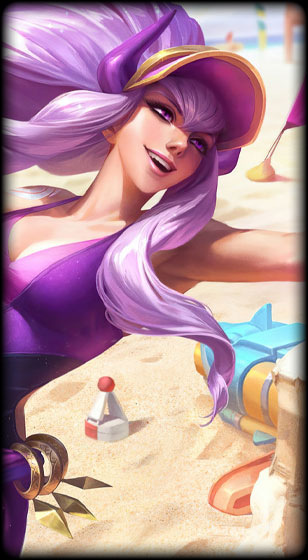 Pool Party Syndra Skin