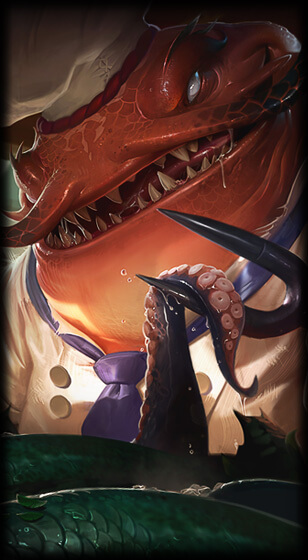 Master Chef Tahm Kench Skin