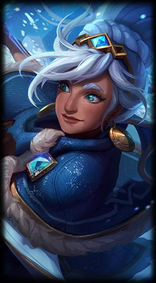Freljord Taliyah :: League of Legends (LoL) Champion Skin ...League Of Legends Freljord Champions
