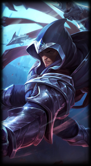 League of Legends Talon Build