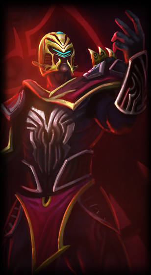 Crimson Elite Talon Skin