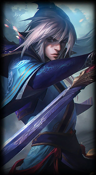 Enduring Sword Talon Skin