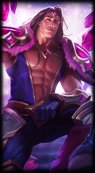 Armor of the Fifth Age Taric Skin