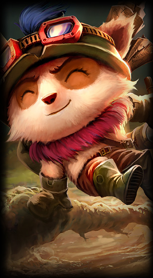 League of Legends Teemo Build
