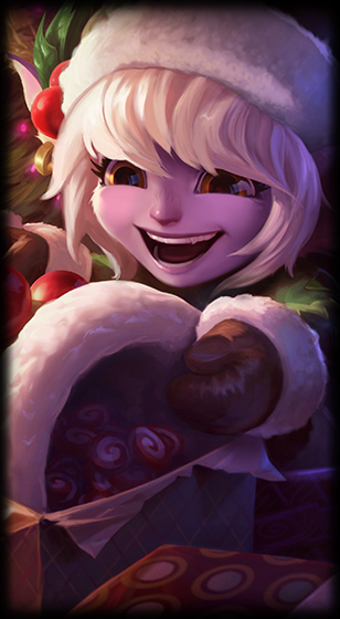 Earnest Elf Tristana Skin