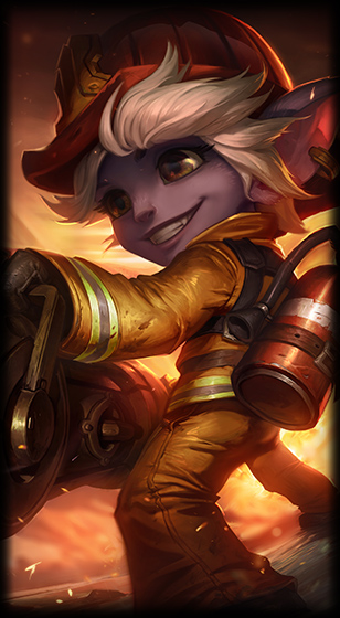 League of Legends Tristana Build
