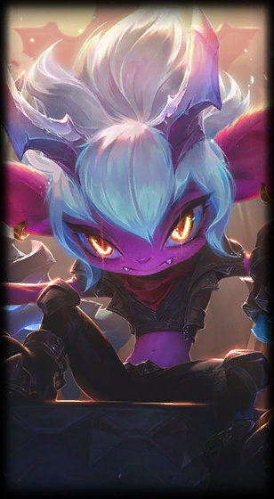 Little Demon Tristana Skin