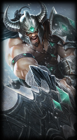 League of Legends Tryndamere Build