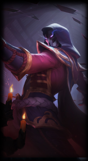 Blood Moon Twisted Fate Skin