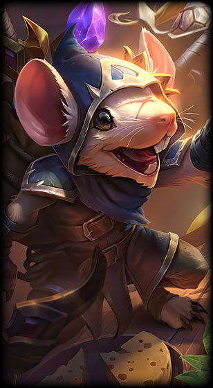 Twitch Shadowfoot Skin