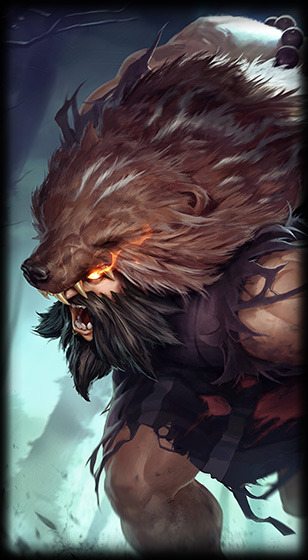 League of Legends Udyr Build