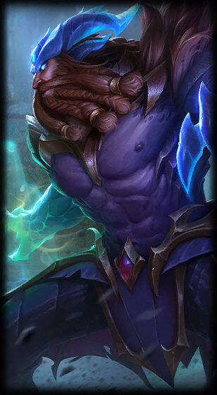 Dragon Oracle Udyr Skin