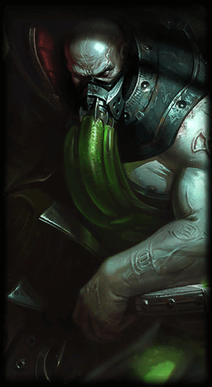 League of Legends Urgot Build