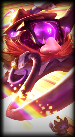 Definitely Not Vel'Koz Skin