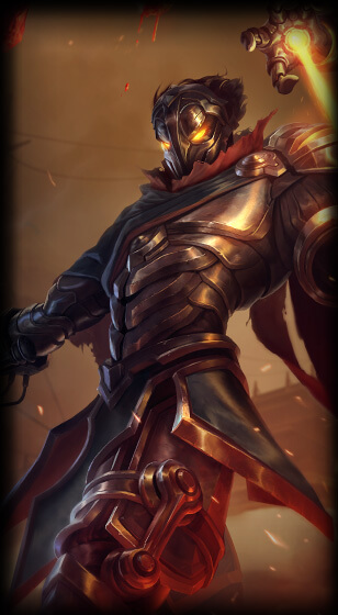 League of Legends Viktor Build