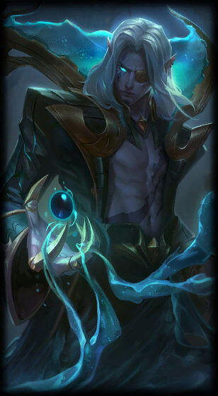 Dark Waters Vladimir Skin