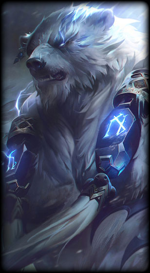 League of Legends Volibear Build