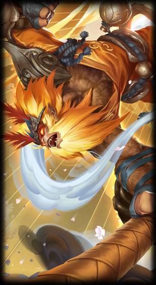 Radiant Wukong Skin