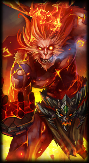 Jade Dragon Wukong League Of Legends Lol Champion Skin On Mobafire