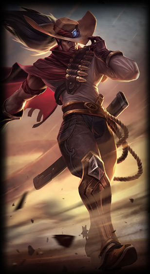 High Noon Yasuo Skin