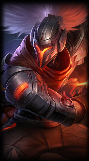 PROJECT: Yasuo Skin