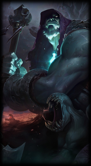 League of Legends Yorick Build