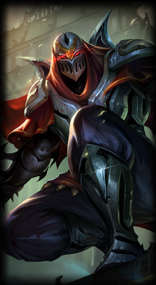 League of Legends Zed Build