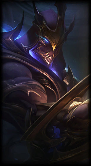 Galaxy Slayer Zed Skin
