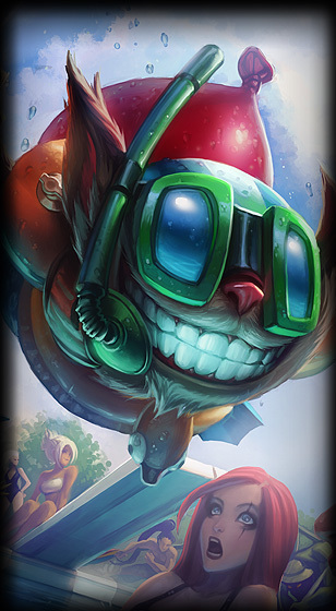League of Legends Ziggs Build