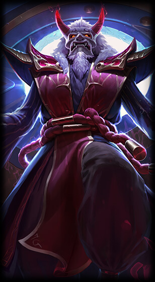 Blood Moon Zilean Skin