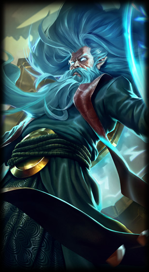 League of Legends Zilean Build