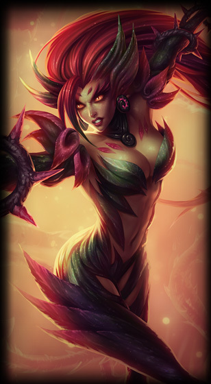 League of Legends Zyra Build