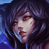 Champion Stats for Ahri