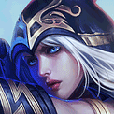 M33ya played as Ashe
