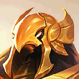 Azir countering Pantheon