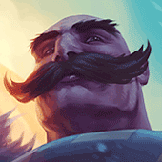 Braum countering Pantheon