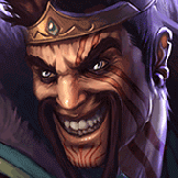 Beker played as Draven
