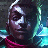 Bie gao wo played as Ekko