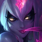 Evelynn countering Twitch
