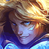 Im five played as Ezreal