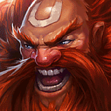Healken played as Gragas
