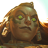 Biertje played as Illaoi
