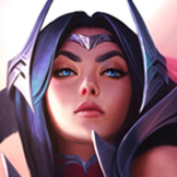 Irelia countering Olaf