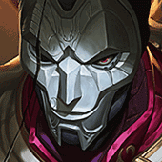 SIave King played as Jhin