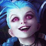 The righteous played as Jinx