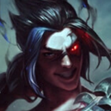 Darkin Laast played as Kayn