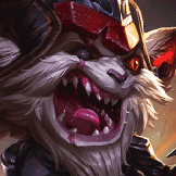 너스거드 played as Kled