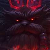 Belze Hendrix played as Ornn
