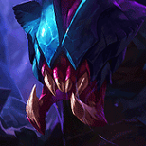 Champion Stats for Rek'Sai