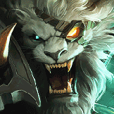Regedice played as Rengar